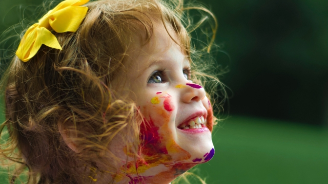 Viva a infância! It's Children's Day in Brazil